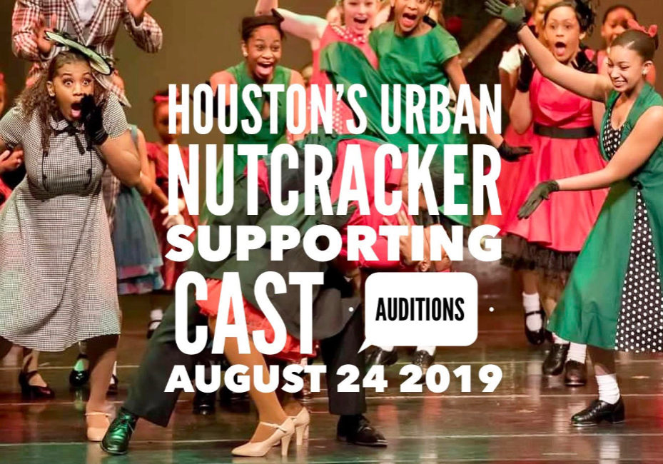 Supporting Cast Auditions 2019